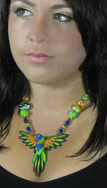 Handmade Beaded Jewelry Designs